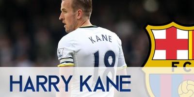 Barcelona Dikabarkan Berminat Mendatangkan Harry Kane