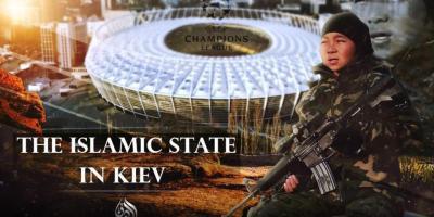 ISIS Ancam Final Liga Champions