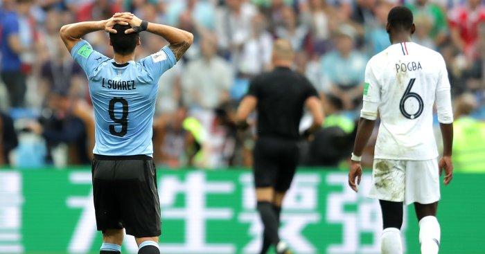 Suarez: Pogba Akan Selalu Disambut di Barca