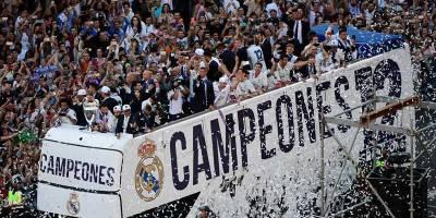 Kritisi Lini Serang Yang Mandul, Fans Real Madrid Nyanyikan Nama Cristiano Ronaldo