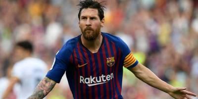 Pertama Kalinya Messi Tak Masuk Tiga Besar Ballon D'Or
