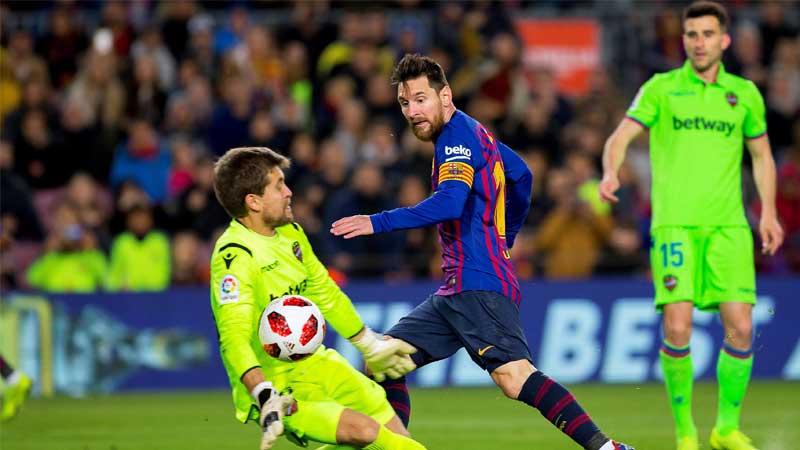 Meski Dikomplain Levante, Barcelona Tak Akan Didiskualifikasi Dari Coppa del Rey