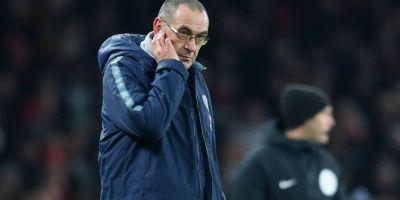 Dikalahkan Arsenal, Maurizio Sarri Marah Besar