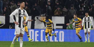 Telan Kekalahan, Serangkaian Rekor Juventus Terhenti