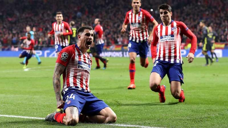 Kalah 0-2 Dari Atletico Madrid, Juventus '100 Persen' Tersingkir