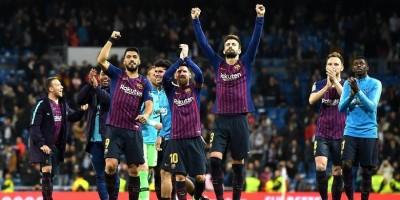 Setelah 87 Tahun, Barcelona Jadi Penguasa Baru Laga El Clasico