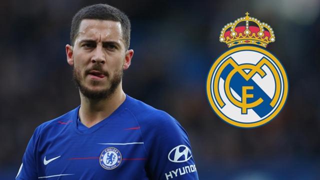 Hazard Menyepakati Kontrak Jangka Panjang Dengan Real Madrid